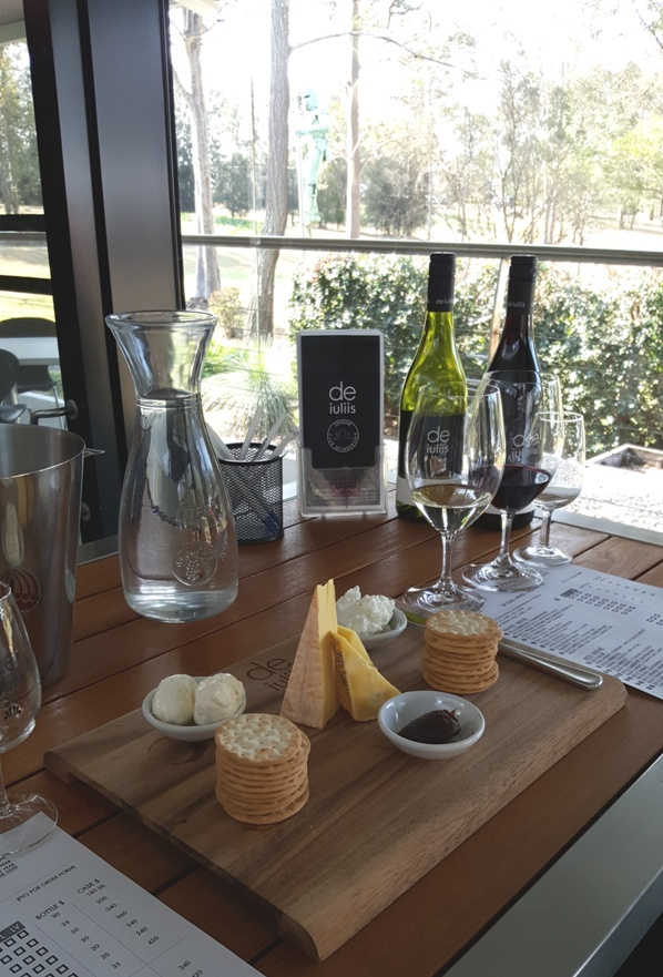 Cellar Door Cheese Plate Options