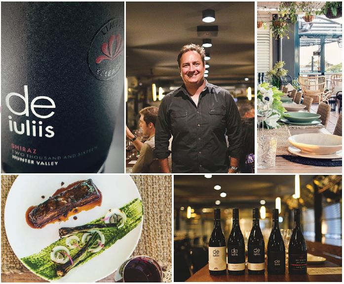 De Iuliis Wine Dinner at The Fernery