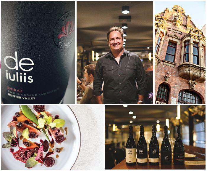 De Iuliis Wine Dinner