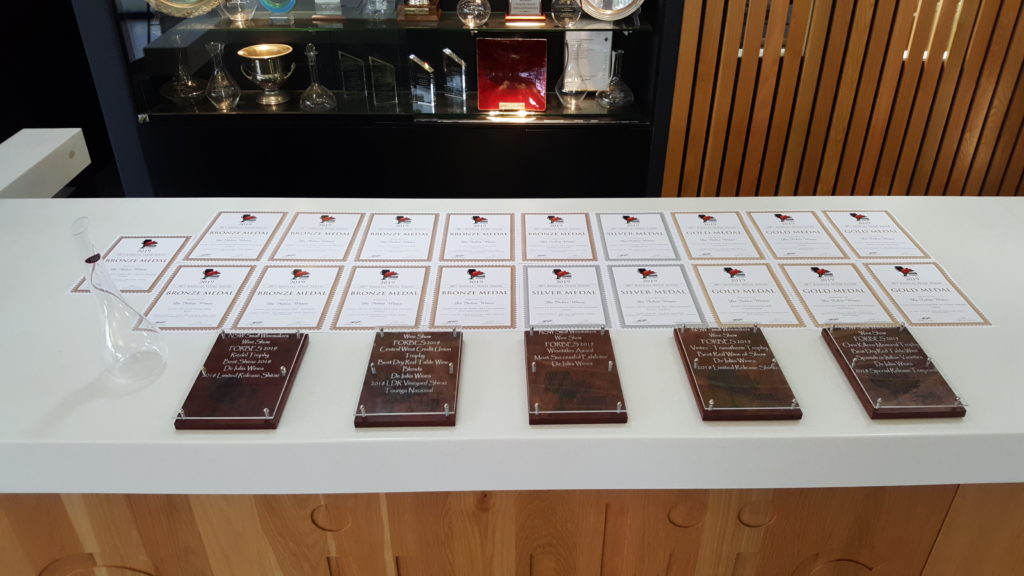 2019 Small Winemakers Wine Show