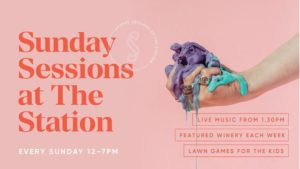 Sunday Sessions at The Station