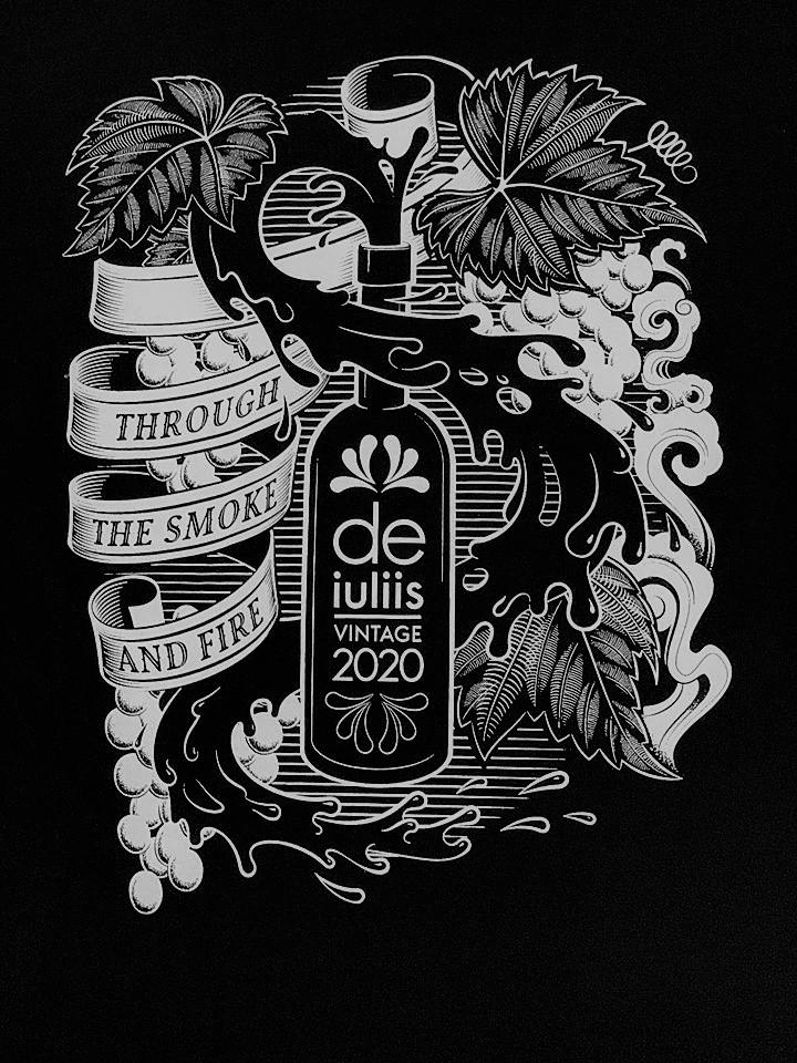 De Iuliis Wines Vintage T-Shirt