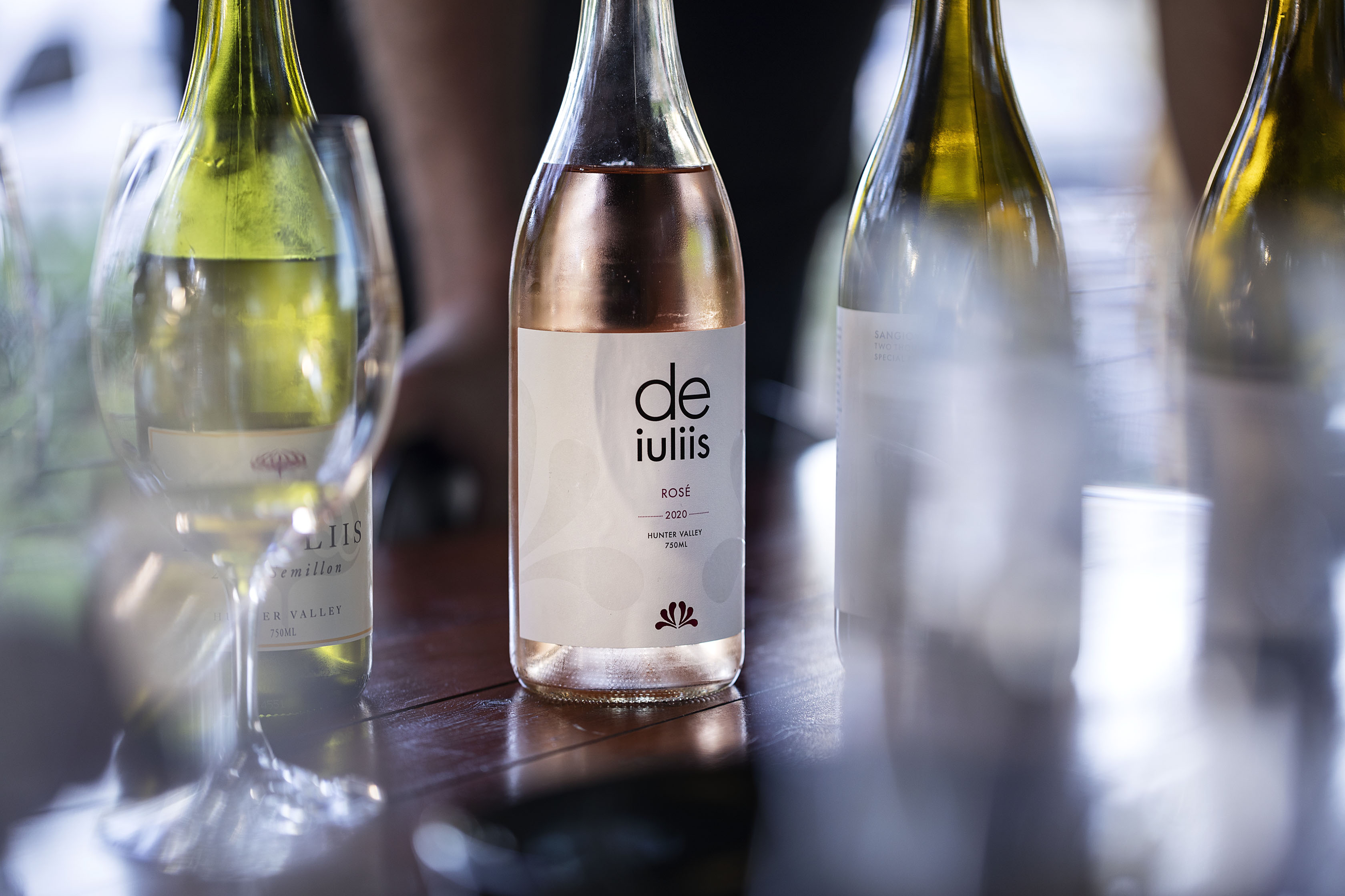 Celebrating all things rosé
